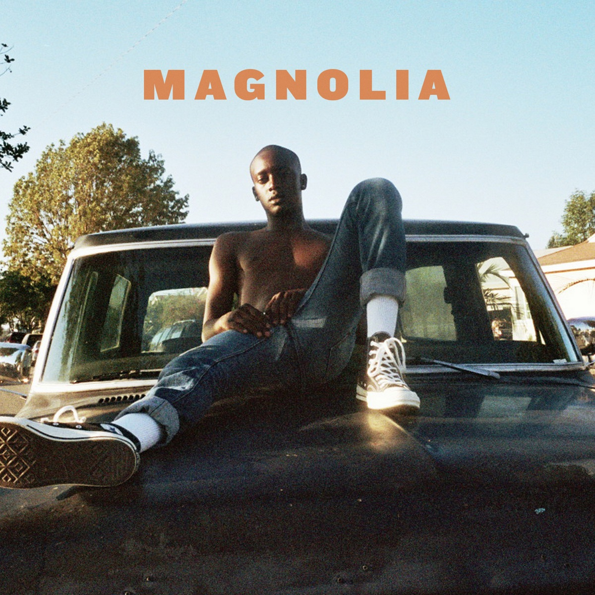 Magnolia - EP Buddy CD cover