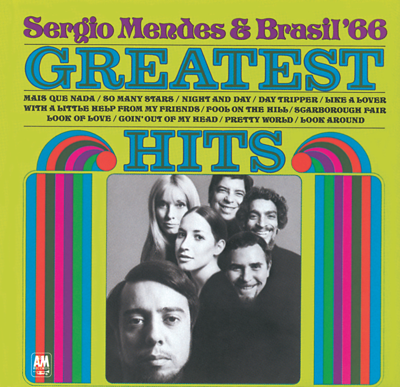 The Look of Love - Sergio Mendes & Brasil '66 song