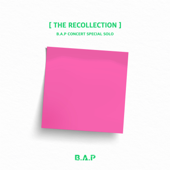 B.A.P Concert Special Solo 'the Recollection'  EP-B.A.P