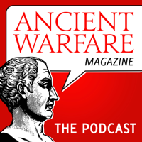 Podcast cover art for Ancient Warfare Podcast
