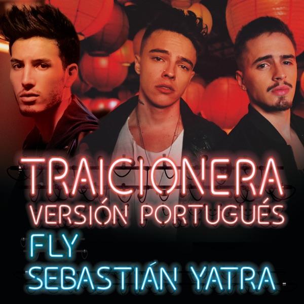 Traicionera (Versión Portugués) - Single