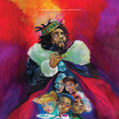 KOD - J. Cole Cover Art