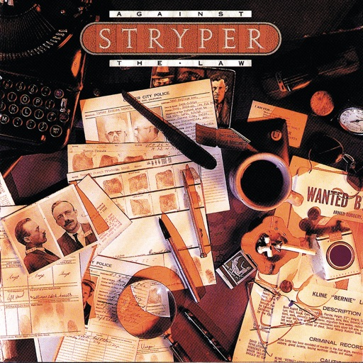 Art for All For One by Stryper
