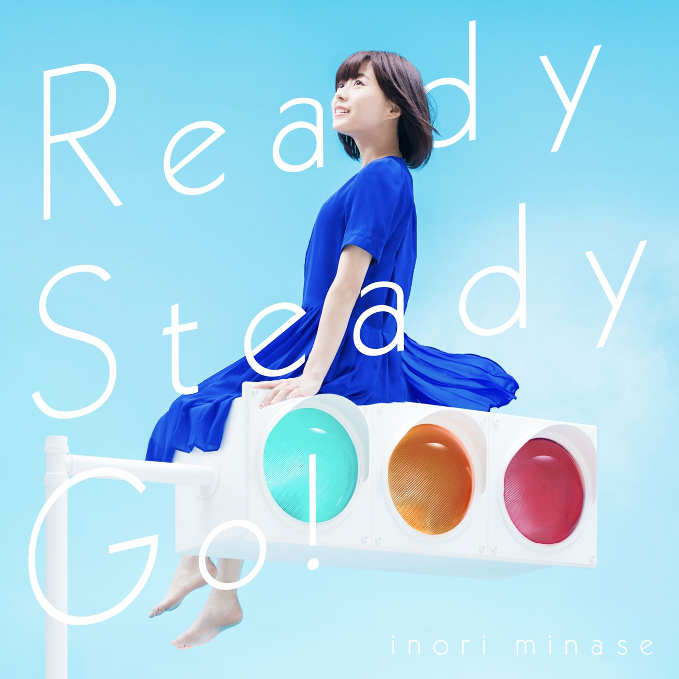 Ready Steady Go! - Single