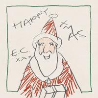 Eric Clapton - Happy Xmas artwork