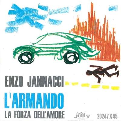 L'Armando - La forza dell'amore - Single - Enzo Jannacci