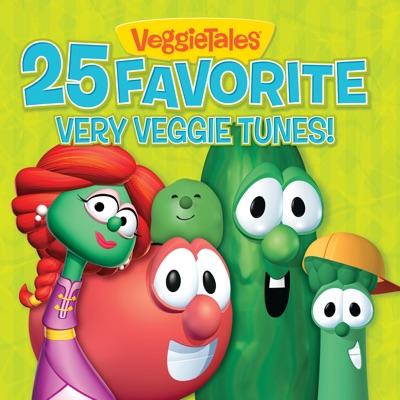 25 Favorite Very Veggie Tunes! - Veggie Tales