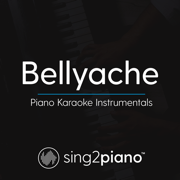 Bellyache (Originally Performed by Billie Eilish) [Piano Karaoke Version] - Sing2Piano - Sing2Piano