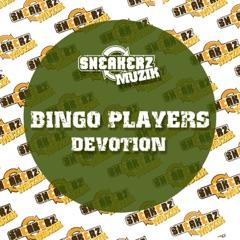 Devotion (feat. Tony Scott) - EP