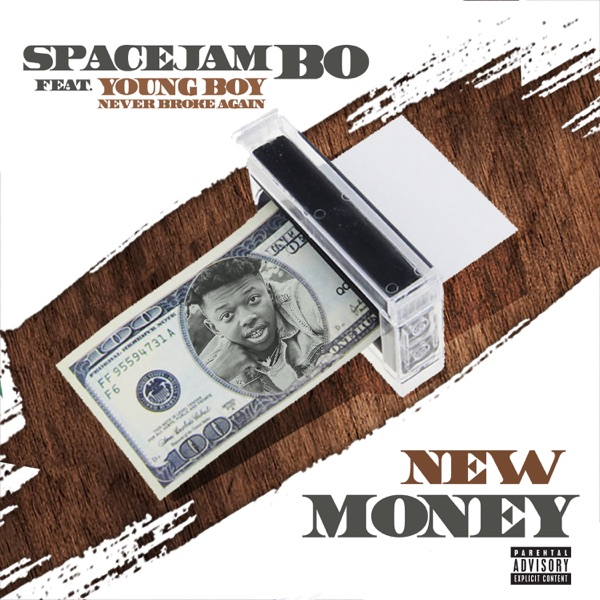 New Money (feat. YoungBoy Never Broke Again) - Single