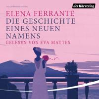 Elena Ferrante - Die Geschichte eines neuen Namens artwork