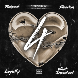 I Am Who They Say I Am (feat. Kevin Gates and Quando Rondo) - YoungBoy Never Broke Again