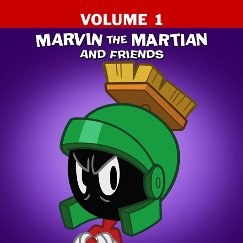 Marvin the Martian and Friends, Vol. 1 image