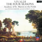 Vivaldi: The Four Seasons - Alan Loveday, Academy of St. Martin in the Fields & Sir Neville Marriner - Alan Loveday, Academy of St. Martin in the Fields & Sir Neville Marriner