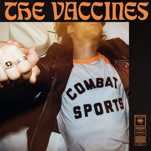 Image result for the vaccines combat sports