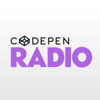 Podcast cover art of CodePen Radio