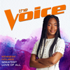Greatest Love Of All (The Voice Performance) - Kennedy Holmes