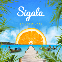 Sigala, Ella Eyre & Meghan Trainor - Just Got Paid (feat. French Montana) artwork