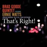 Brad Goode Quintet - Jug Ain't Gone