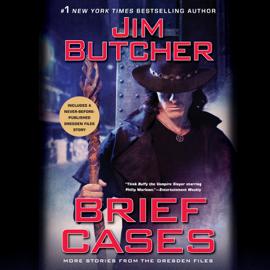 Brief Cases (Unabridged) audiobook