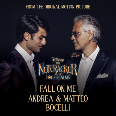 Fall On Me (English Version) - Andrea Bocelli & Matteo Bocelli song