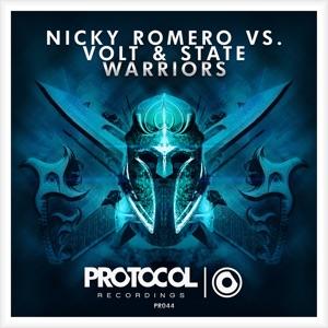 Nicky Romero & Volt & State - Warriors