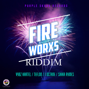 Various Artists - Fire Worxs Riddim - - EP