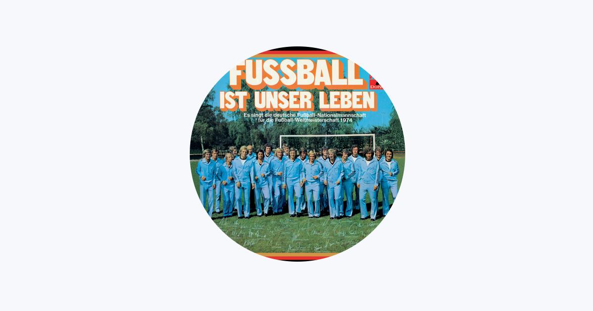 Die Deutsche Fussball Nationalmannschaft Bei Apple Music
