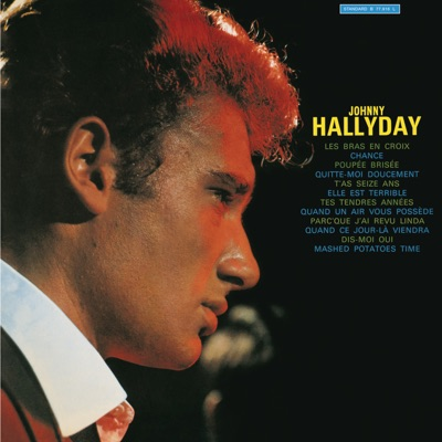 Les bras en croix - Johnny Hallyday