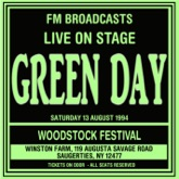 Live On Stage FM Broadcast - Woodstock Festival 13th August 1994