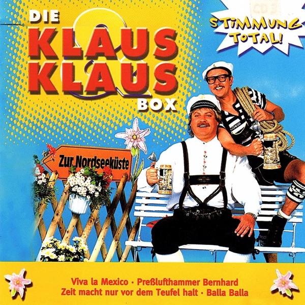 Klaus & Klaus mit Da steht ein Pferd auf'm Flur