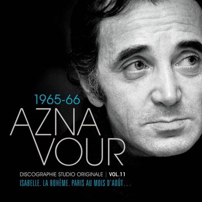 Discographie Studio Originale, Vol. 11: 1965-66 - Charles Aznavour
