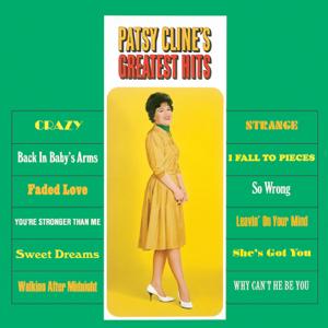 Patsy Cline - Patsy Clines Greatest Hits