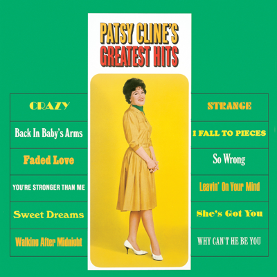 Patsy Cline - Crazy Song Reviews