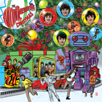 The Monkees - Christmas Party artwork