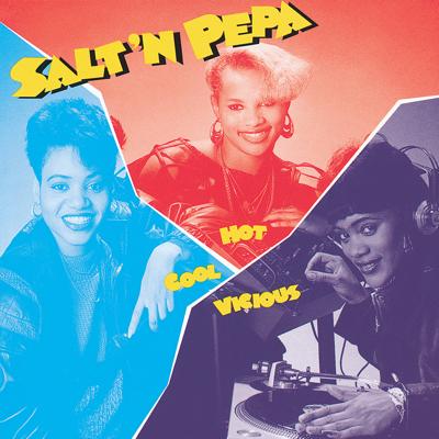 Push It - Salt-N-Pepa song