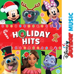 Disney Junior Music Holiday Hits – Various Artists