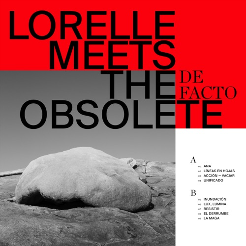 Album artwork of Lorelle meets The Obsolete – De Facto