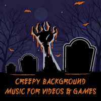 Spooky Halloween Sounds - Creepy Background Music for Videos & Games: Halloween Party 2018, Best Selection of Scarry Horror Music, Instrumental Spooky Songs artwork
