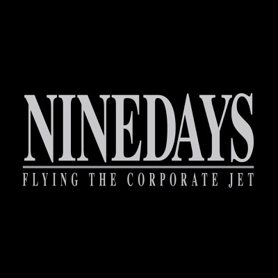 Flying the Corporate Jet (First Class Upgrade Edition) - Nine Days