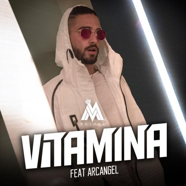 Vitamina (feat. Arcángel) - Single