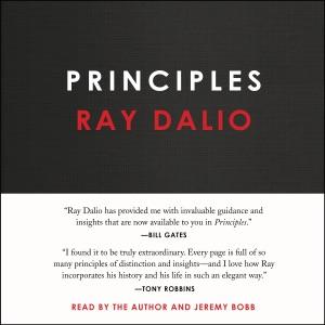Principles: Life and Work (Unabridged) - Ray Dalio audiobook, mp3