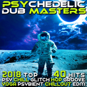 Psychedelic Dub Masters 2018 - Top 40 Hits Psy Chill, Glitch Hop, Groove Yoga Psybient, Chillout EDM