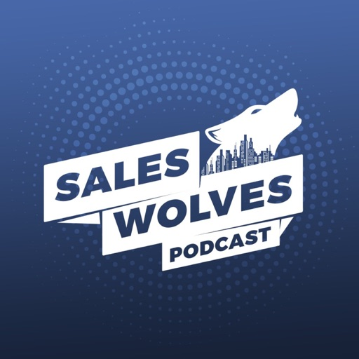 Cover image of Sales Wolves Podcast