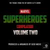 Geek Music - Marvel Superheroes Compilation, Vol. 2 artwork
