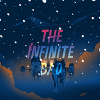 Podcast cover art for The Infinite Bad