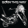 Lady Gaga - Born This Way illustration