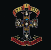 Guns N' Roses - Paradise City artwork