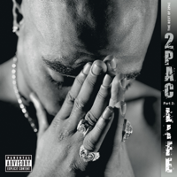 2Pac - The Best of 2Pac, Pt. 2: Life artwork