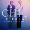 Chic - Le Freak (Oliver Heldens Remix) artwork